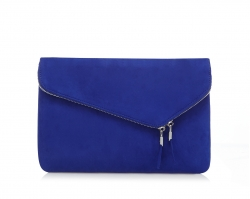 P-Cadle fold over clutch bag