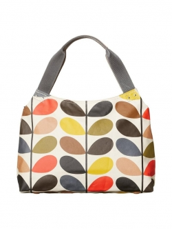 Orla Kiely Classic Shoulder Bag