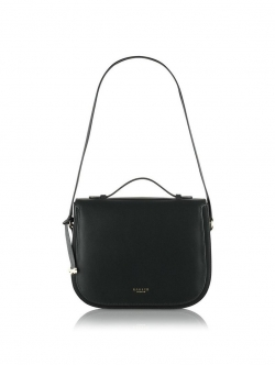 Hamilton Medium Flapover Shoulder Bag