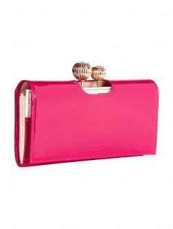 Ted Baker Patent Matinee Purse
