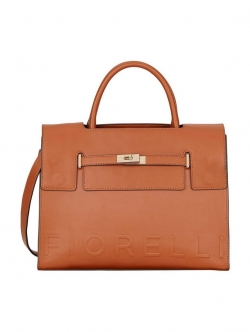 Fiorelli Large Harlow Logo Tote Bag - Tan