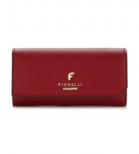Fiorelli Drew Flapover Purse-Bordo