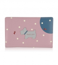 Radley Over the Moon Medium Zip Purse