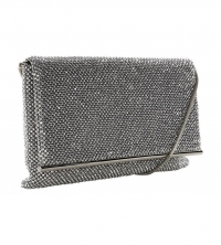 Coast Sparkle Glam Bar Bag - Silver