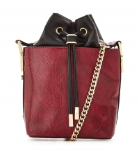 V by Very Chain Strap Duffle Bag