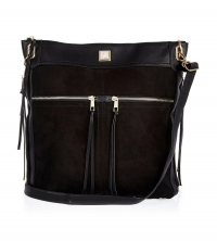 River Island Clean Messenger Bag