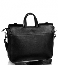 "Tortoise 15.5"" Black Laptop Bag"