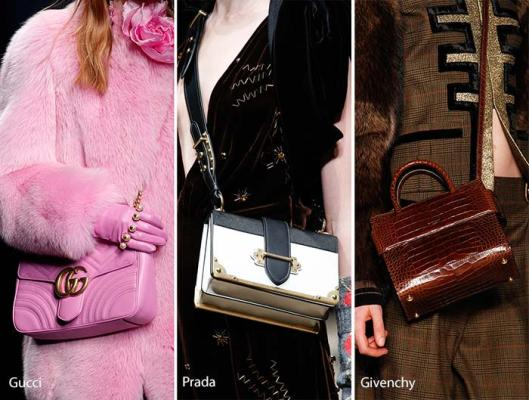 handbag trends crossbody bags